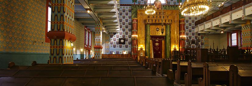 Synagoge in der Kazinczy Str.