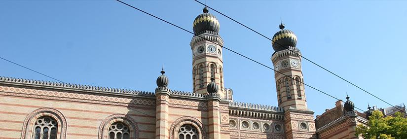 Synagoge in der Dohány Str.