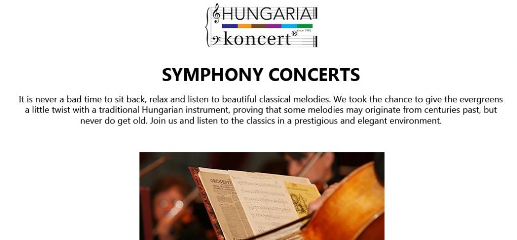 Gala Concert Budapest